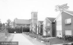 All Saints Close c.1965, Chigwell Row