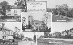 Composite c.1955, Chigwell Row