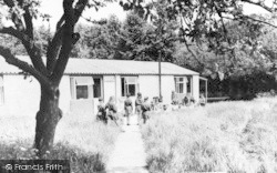 Jubilee House, Girl Guides Camp Site c.1965, Chigwell Row