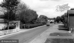 Lambourne Road c.1965, Chigwell Row
