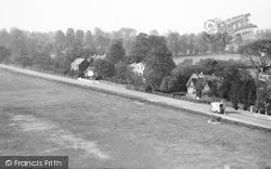 Recreation Ground c.1955, Chigwell Row