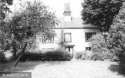 The Farmhouse, Girl Guides Camping Field c.1965, Chigwell Row