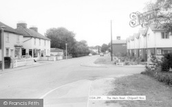 The Main Road c.1965, Chigwell Row