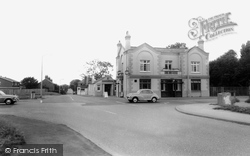 The Maypole And Gravel Lane c.1965, Chigwell Row