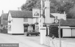 Two Brewers c.1965, Chigwell Row