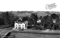 View From Church Tower c.1935, Chigwell Row