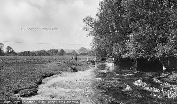 Photo of Chilbolton, the Common c1965
