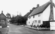 Child Okeford, Shillingstone Road c1965
