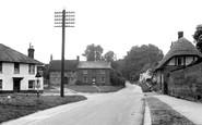 Childrey, the Village c1955
