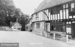 Chilham, Knowlers c.1955