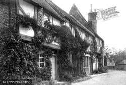 Chilham, Old Houses 1903