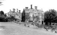 Chilham, the Castle c1955