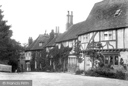 Chilham, The Old Houses 1903