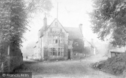 Chilham, The Woolpack Hotel 1903