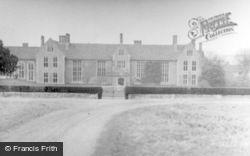 Chilton Foliat, Littlecote House 1958