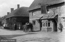Chilton Foliat, The Village Inn 1908