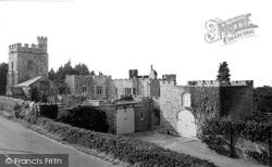 The Priory c.1960, Chilton Polden