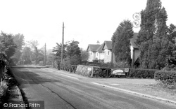 Chilworth, Dorking Road c.1955
