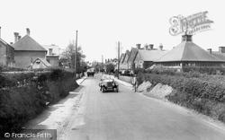 New Road 1927, Chilworth
