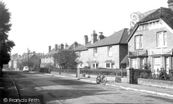 Chilworth, New Road c.1955