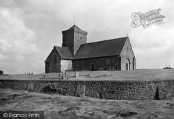 Chilworth, St Martha's Chapel 1906