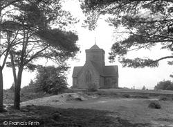 St Martha's Church 1927, Chilworth