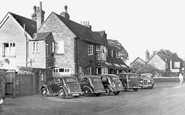 Chilworth, The Percy Arms c1955