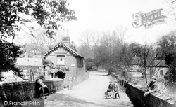 Chilworth, Village 1906