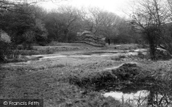 Chingford, Epping Forest, Cuckoo Pits 1907