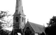 Chingford, High Beech Church 1903