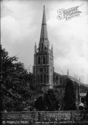 Chingford, New Church 1903