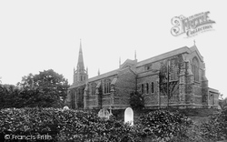 Chingford, St Peter And St Paul's New Church 1923