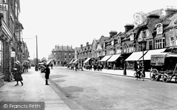 Chingford, Station Road 1923