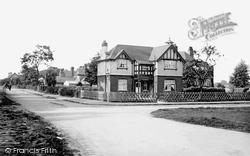 Chingford, West Essex Golf Club House 1907