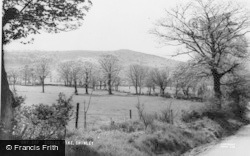 Eccles Pike c.1960, Chinley