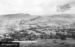 From Eccles Pike c.1950, Chinley