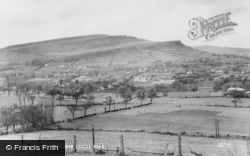 From Eccles Road c.1955, Chinley