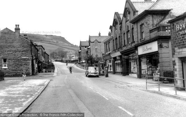 Photo of Chinley, Green Lane c.1960