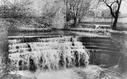 The Waterfall c.1960, Chinley