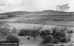 View From Maynestone Road c.1960, Chinley