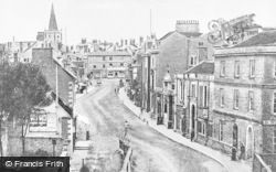 Chippenham, High Street c.1905