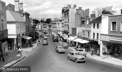 Chippenham, High Street c.1960