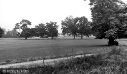 Chippenham, In The Grounds Of Chippenham School c.1960