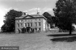 Chippenham, Monkton House c.1960
