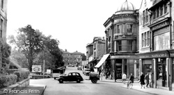 Chippenham, New Road c.1950