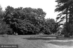 Chippenham, On The Island c.1955