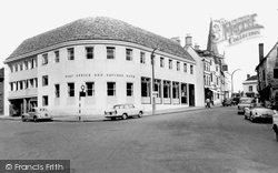 Chippenham, Post Office c.1960