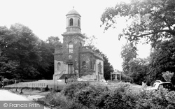 Chippenham, St Nicholas' Church, Hardenhuish c.1960