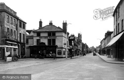 Chippenham, The Causeway c.1955