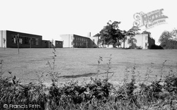 Chippenham, The Grammar School c.1960